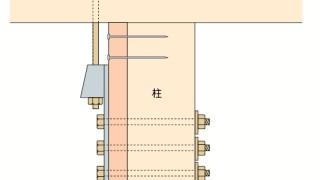 ホールダウン金物の施工~無理な納まり~対応方法6-5-○